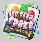 Ice Cream Craze: Natural Hero игра