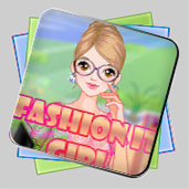 IT Girl Dress Up игра