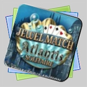 Jewel Match Solitaire: Atlantis Collector's Edition игра