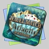 Jewel Match Solitaire Atlantis игра