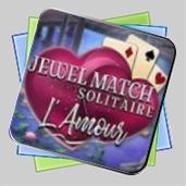 Jewel Match Solitaire: L'Amour игра