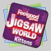 Jigsaw World Kittens игра