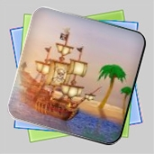 Jolly Roger Mahjong игра