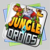 Jungle vs. Droids игра