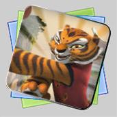 Kung Fu Panda Tigress Jump Games