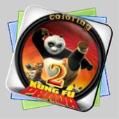 Раскрась Кунг-фу панда 2 игра