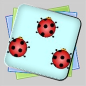 Ladybug Pair Up игра