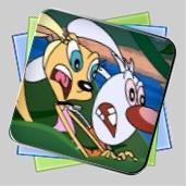 Brandy & Mr. Whiskers. Leaf Boarding игра