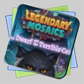 Legendary Mosaics: The Dwarf and the Terrible Cat игра
