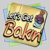 Let's Get Bakin' игра