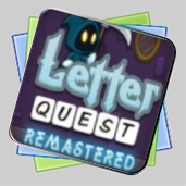 Letter Quest: Remastered игра