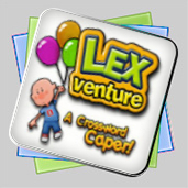 Lex Venture: A Crossword Caper игра
