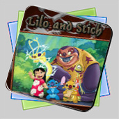 Lilo and Stitch Coloring Page игра