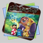 Lilo and Stitch Coloring Page игра
