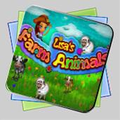 Lisa's Farm Animals игра