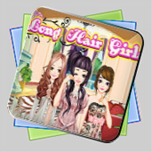 Long Hair Girls игра