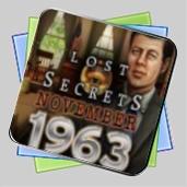 Lost Secrets: November 1963 игра