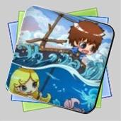 Lovely Mermaid Jigsaw игра