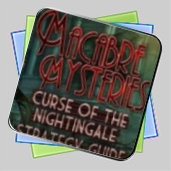 Macabre Mysteries: Curse of the Nightingale Strategy Guide игра