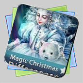 Magic Christmas Differences игра