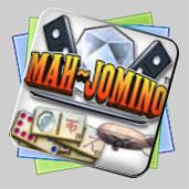 Mah-Jomino игра