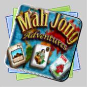Mah Jong Adventures игра