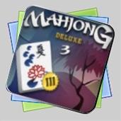 Mahjong Deluxe 3 игра