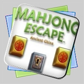 Mahjong Escape Ancient China игра