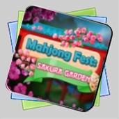 Mahjong Fest: Sakura Garden игра