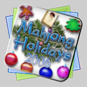 Mahjong Holidays 2006 игра
