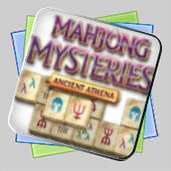 Mahjong Mysteries: Ancient Athena игра
