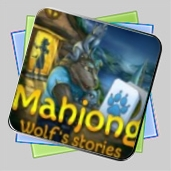 Mahjong: Wolf Stories игра
