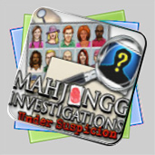 Mahjongg Investigations: Under Suspicion игра