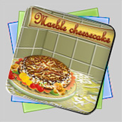 Marble Cheesecake Cooking игра