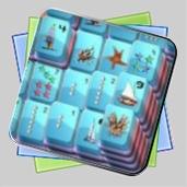 Marine Mahjong игра