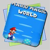 Mario. Magic World игра