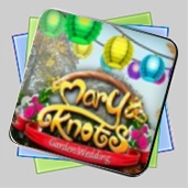 Mary Knots: Garden Wedding игра