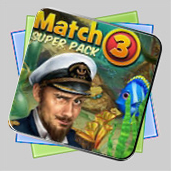 Match 3 Super Pack игра