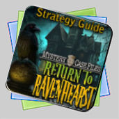 Mystery Case Files: Return to Ravenhearst Strategy Guide игра