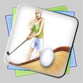 Мини-гольф. Чемпионат игра