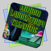 Minion Laboratory Cleaning игра
