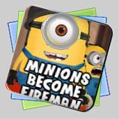 Minions Become Fireman игра