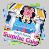 Minnie Mouse Surprise Cake игра