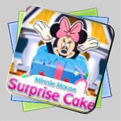 Minnie Mouse Surprise Cake игра