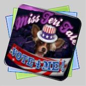 Miss Teri Tale: Vote 4 Me игра