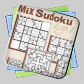Mix Sudoku Light игра