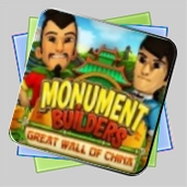 Monument Builders: Great Wall of China игра