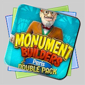 Monument Builders Paris Double Pack игра