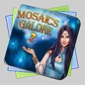Mosaics Galore 2 игра