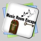 Music Room Escape игра